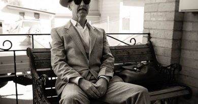 dave graney and clare moore play in bellingen at 5 church street
